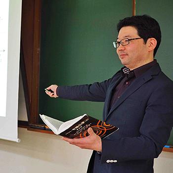 木村 力 (きむら つとむ)准教授