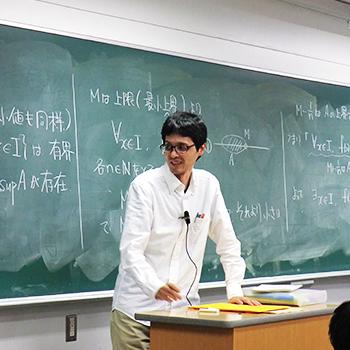 齊藤 功(さいとう いさお)准教授