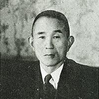 第五代校長 平川仲五郎教授