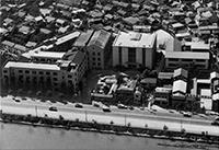 昭和38年ころの神楽坂校舎
