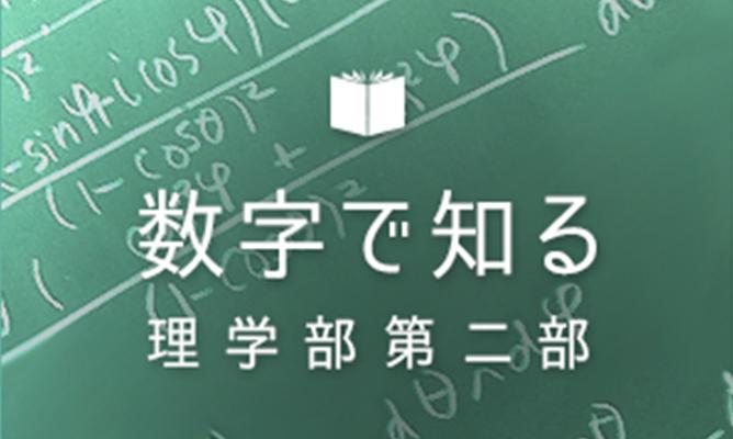 数学で知る理学部第二部